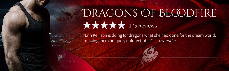 The Dragons of Bloodfire Series